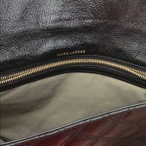 Marc Jacobs Bags - Black Leather Marc Jacobs Clutch